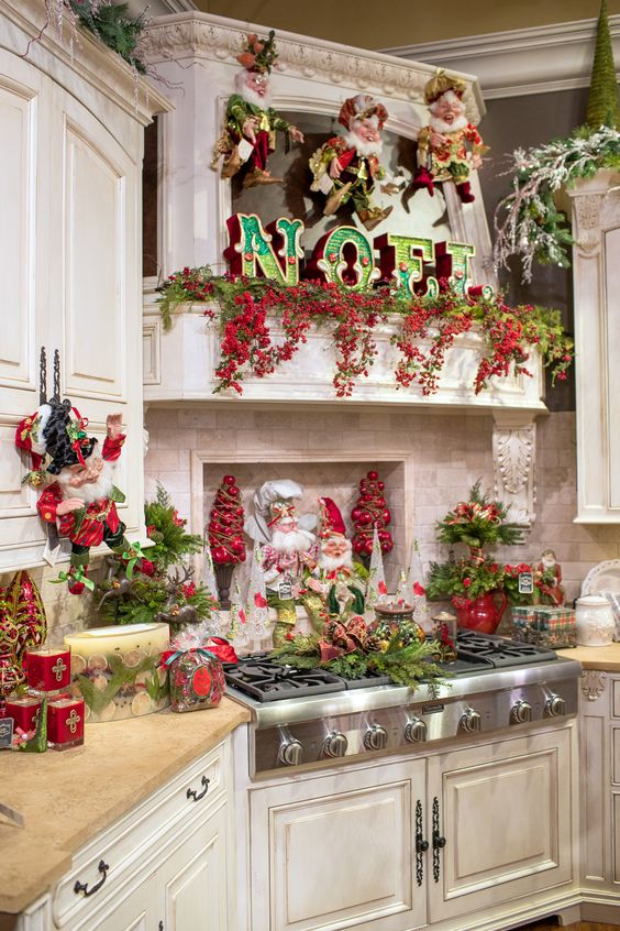 62 NICE CHRISTMAS HOUSE DECOR PICTURES